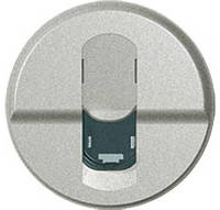 Лицевая панель розетка 1 x RJ45 категория 6 для UTP/FTP/SFTP Титан Legrand Celiane (68551)