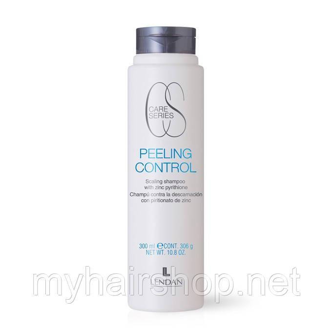 Шампунь против прехоти с пиритионом и цинком Lendan Peeling Control Shampoo 300 мл
