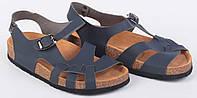 Анатомические сандалии Foot Care  FA-107 синие