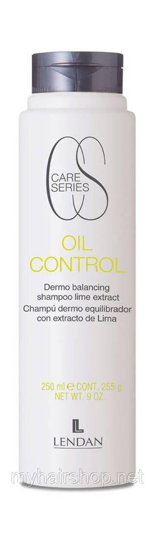 Шампунь для нормализации секреции сальных желез Lendan Oil Control Shampoo 300 мл