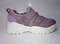 Женские текстильные кроссовки на платформе ТМ Sopra, фото 1