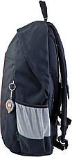 Рюкзак YES 554115 OX 316 Oxford черный, фото 3