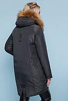 Куртка женская зимняя размеры 42-52, фото 3