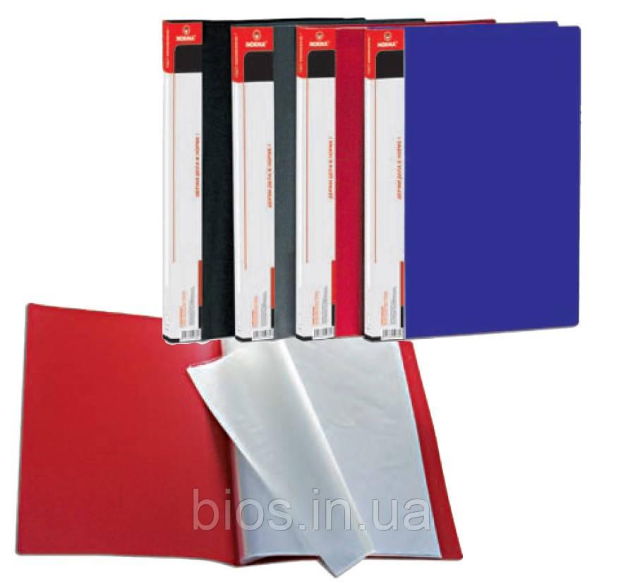 Папка з файлами А4 10ф 5025 NORMA