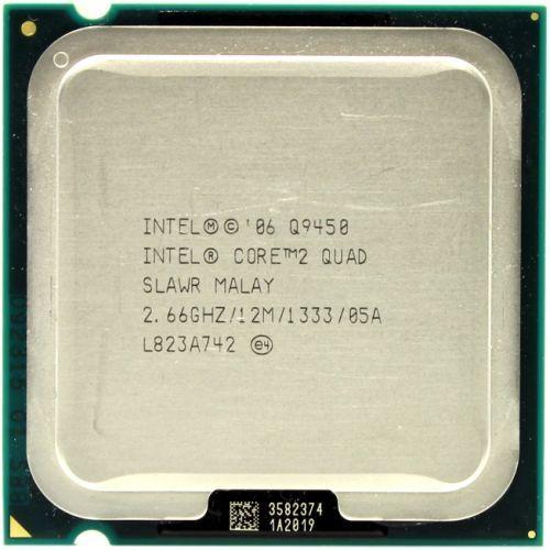 Процессор Intel Core 2 Quad Q9450 12 МБ\2,66 ГГц\1333 М
