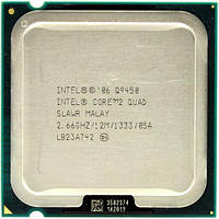 Процессор Intel Core 2 Quad Q9450 12 МБ\2,66 ГГц\1333 М, фото 1