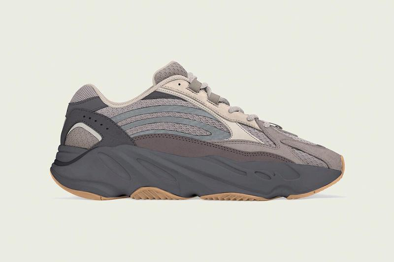 Кроссовки Adidas YEEZY 700 BOOST Grey/Black/Brown