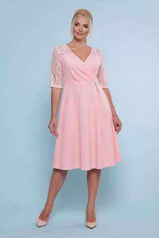 Платье женское размеры: xl,2xl,3xl, фото 2
