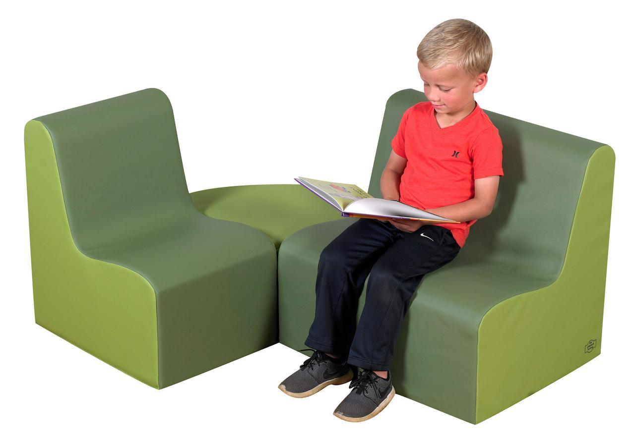 Модульний набір крісло-диван