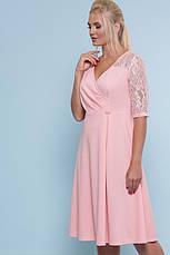 Платье женское размеры: xl,2xl,3xl, фото 3
