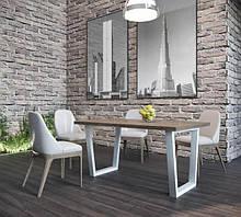 Столы обеденные (металл)