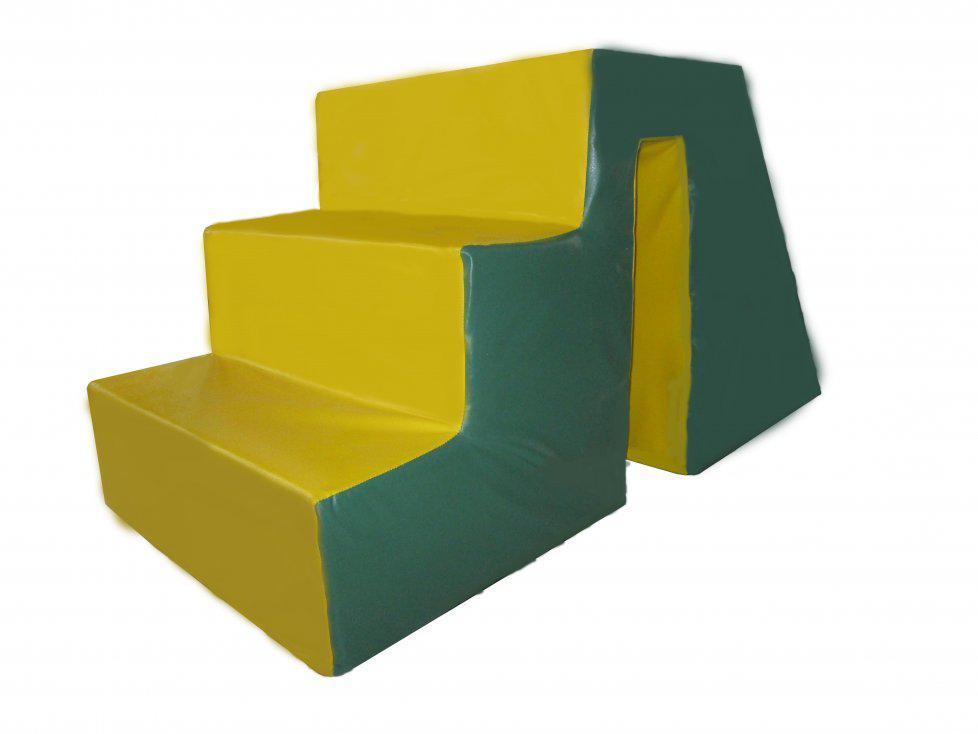 Горка-ступеньки, фото 1