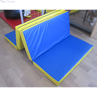 Мат складной 200-100-10 см с 4-х частей, фото 1