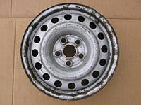 Диск колесный стальной R16 б/у на VW Transporter 4 год 1990-2003