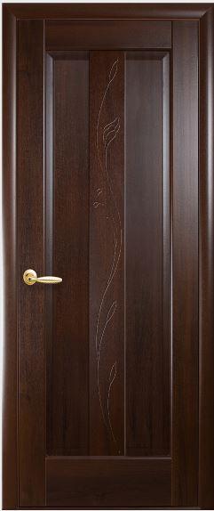 Міжкімнатні двері глухі Прем'єра