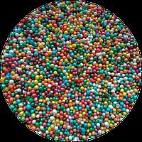 Посыпка сахарная НОНПАРЕЛЬ с перламутром