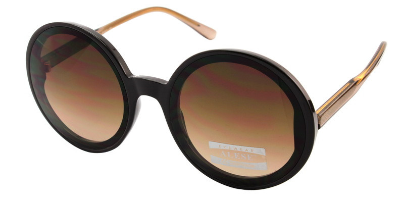 Круглі сонцезахисні окуляри жіночі 2019 Alese