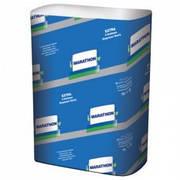Полотенца бумажные целлюлозные Marathon Ultra ZZ 2-х слойные. 200лист. (20шт/ящ)