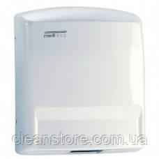 Сушарка для рук JUNIOR пластик білий 1640В, фото 2