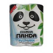"""Рушники паперові """"Сніжна Панда""""4 рулону"""