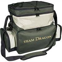 Сумка Dragon Team Dragon с 4 коробками и изотермическим отделением