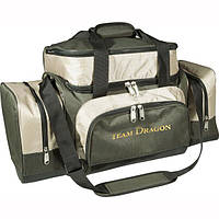 Сумка Dragon Team Dragon с 4 коробками, изотермическим отделением и большими карманами