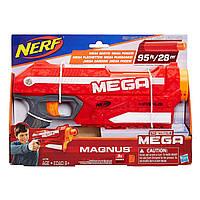 Бластер с мягкми пулями Магнус - Magnus, Blaster, Mega, Nerf, Hasbro A4887 - 138339