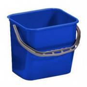 Ведро пластик синее 12л