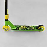 Самокат трюковий 79322 Best Scooter, d коліс - 10 см, колеса PU, фото 3