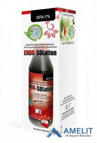 Эндосолюшн, 15% (ENDO-SOLution, Cerkamed), жидкость 120мл
