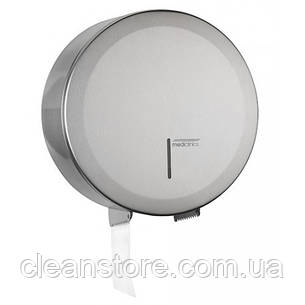 Держатель бумаги туалетной Джамбо  нержавеющая сталь марки AISI 304 сатинированная, фото 2