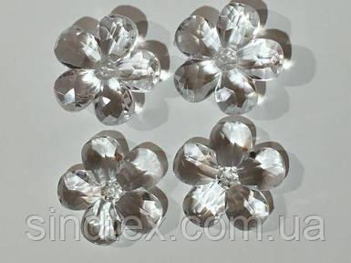 Бусы цветок № 5094 № 101