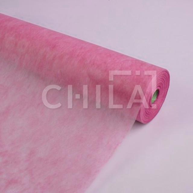 простынь одноразовая розовая