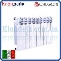 Алюминиевые радиаторы CALGONI ALPA PRO 500х96 (Италия)