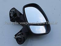Зеркало наружное правое (электро) Рено Трафик б/у (Renault Trafic II)