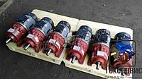 Мотор-редуктор планетарный двухступенчатый 3МП-31.5 28 об/мин с эл.двиг АИР71В6 0.55 кВт