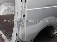 Четверть задняя правая Рено Трафик б/у (Renault Trafic II)