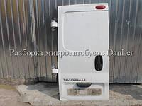 Дверь задняя левая глухая Рено Трафик б/у (Renault Trafic II)