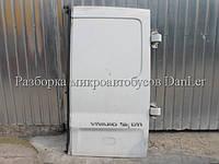 Дверь задняя правая глухая Рено Трафик б/у (Renault Trafic II)
