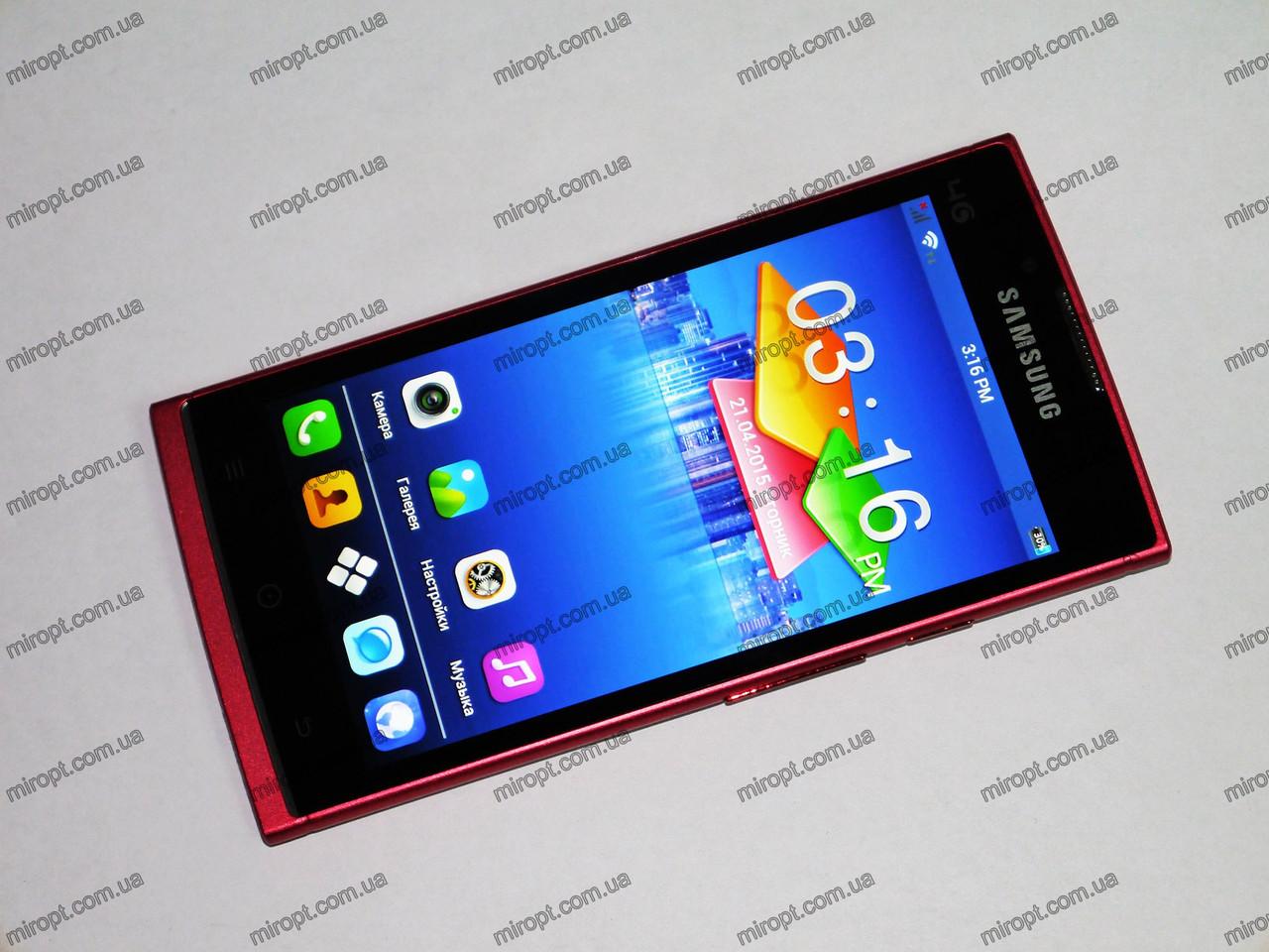 Телефон Samsung S2 2Sim +5''+4Ядра +5Мпх
