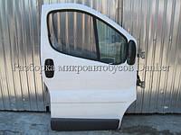 Дверь передняя левая Рено Трафик б/у (Renault Trafic II)