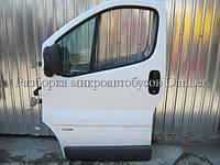Дверь передняя правая Рено Трафик б/у (Renault Trafic II)