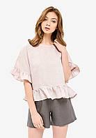 Пижама цвета пыльной розы, фото 1