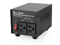 Преобразователь напряжения BLOW  c 220V на 110V,100W