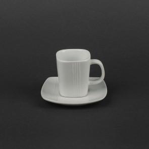 Набор кофейный Helios Чашка 100 мл + блюдце (HR1315)