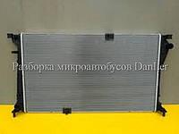Радиатор основной Рено Трафик 2.5 dci 06- б/у (Renault Trafic II)