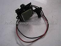 Резистор печки с кондиционером Рено Трафик б/у (Renault Trafic II)