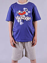 Пижама для мальчика (скейт)