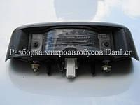 Подсветка заднего номера Рено Трафик б/у (Renault Trafic II)