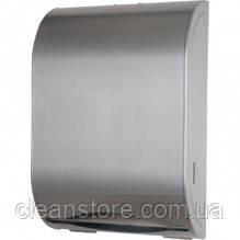 Диспенсер бумажных полотенец из нержавеющей стали матовый, фото 2